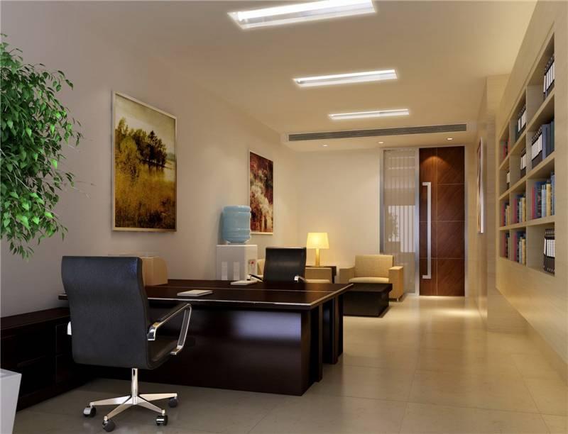 简约风格办公室装修效果图-简约风格办公椅图片