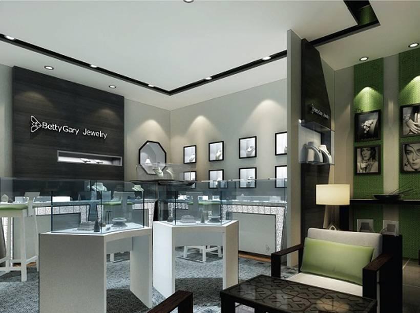 现代简约风格办公室装修效果图-现代简约风格茶几图片