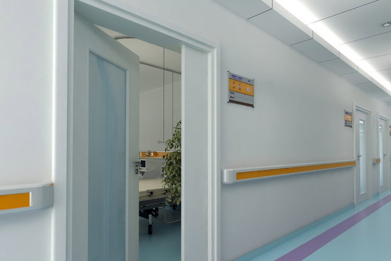 现代医院装修图片_装修效果图