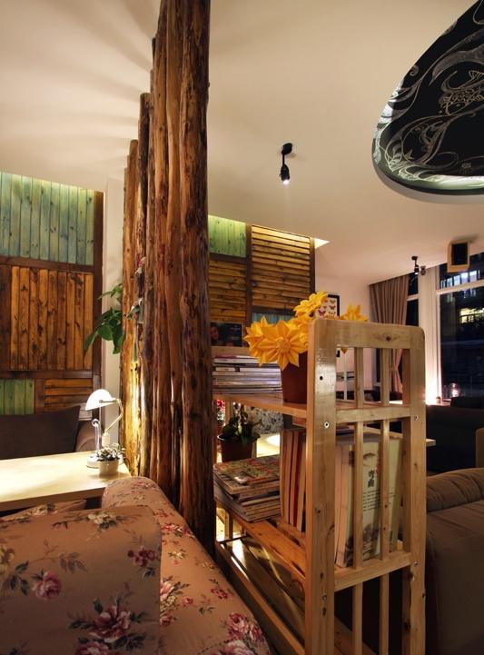 简约风格甜品店吊顶装修效果图-简约风格吧台凳图片