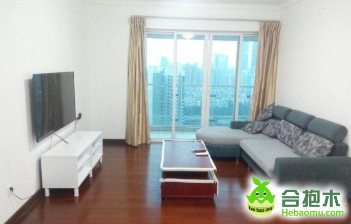 东风广场三期92方精装两房家电齐全温馨舒适