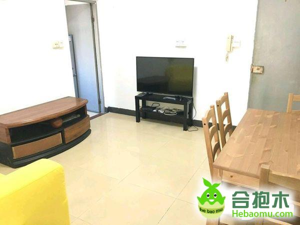 东川大厦 精装修 2房1厅 电梯房 低价出租 家私电器齐全