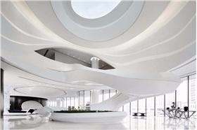 [现代简约]  简约高级白,打造极具艺术感的现代空间!