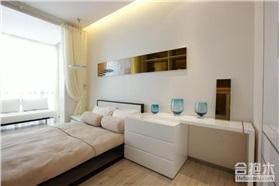 金泽豪庭99平米实用三房装修 简约风格家装设计案例