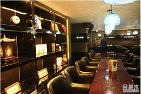 星光影城400平米餐吧设计 现代风格工装项目