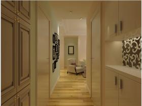 【华润中央公园】93㎡二居室!简约,简单舒适!
