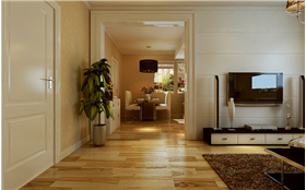 113平北欧风格两居室6万打造,白色的温馨与浪漫~开放式书房融合台吧,这才是生活额享受