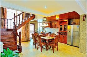 感受美式风格带来的多民族学问的融合-美式家居生活空间