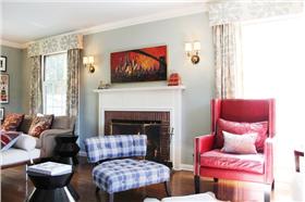 经典复古小复式 经典的色彩搭配?北欧风带你走进不一样的家装新世界