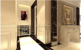 【世纪公馆】146㎡新古典二居体验时尚风采,铸就魅力之家