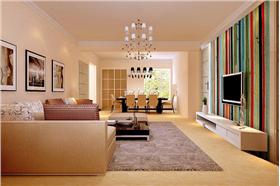 【泰安长城东区】为你彰显不一样的客厅电视背景墙格调