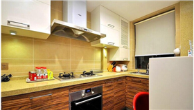 户型不大亮点不小 ——70平温暖系简约二居室婚房