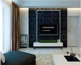【实创装饰】13万-打造169平-奥龙湾-新中式风格-四居室