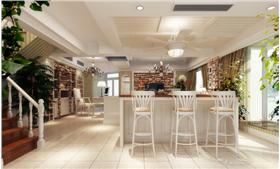 240平米别墅 营造一个休闲浪漫的欧式田园风家装环境享受