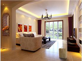 简约三居室设计 ——给自己一个创意空间