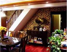 给你一个温暖、大气、沉稳~安全的美式全新居住空间