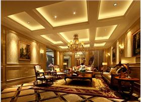 400㎡豪华别墅,给你一个唯美的美式别墅