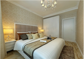 【白金翰宫123平三居室】简约但不简单,给你一个精致的生活空间