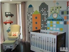 个性化儿童房