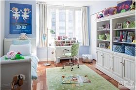 多功能实用儿童房