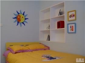 儿童房装修壁龛设计
