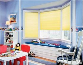 儿童房飘窗设计案例图