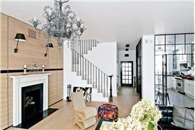 时尚个性的客厅设计