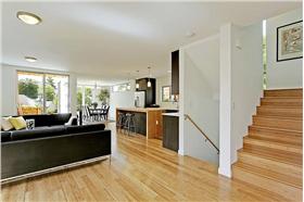 简洁自然的客厅装修设计