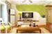 现代风格客厅电视背景墙