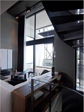 个性时尚的客厅装修设计