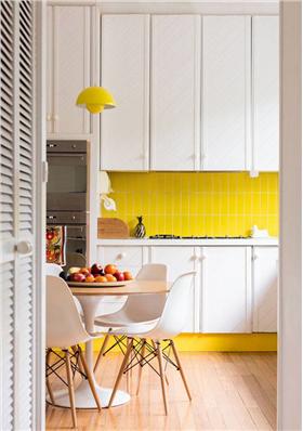 北欧风格开放式厨房