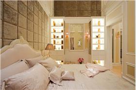 224㎡四室两厅欧式风格大户型卧室装修图片