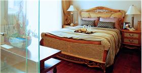 东南亚风格卧室装修图片