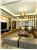 雅致棕色中式风格客厅吊顶10bet十博娱乐app