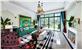 东南亚风格客厅彩色客厅