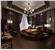 东南亚风格卧室咖啡色背景墙